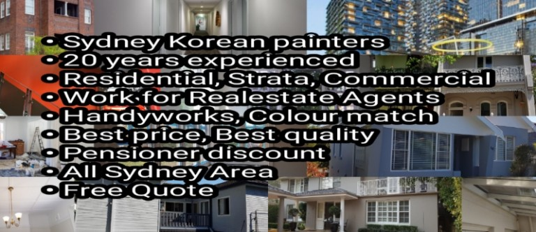 All Best Sydney Painting Services